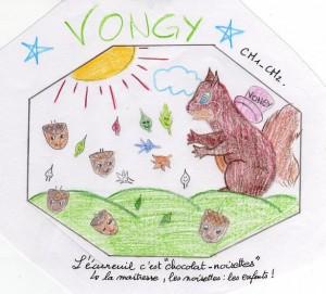 Logo Vongy