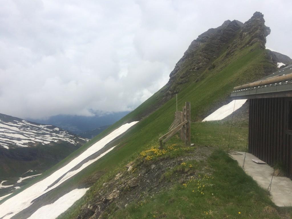 Avoriaz : départ du télésiège de Proclou (1634 m) arrivée au sommet du télésiège des Brochaux (1994 m) et redescendu à son départ (1581 m) puis remontée au sommet du télésiège de Cuboré (2210 m). Redescendu à Avoriaz (1800 m) puis au télésiège de Proclou.