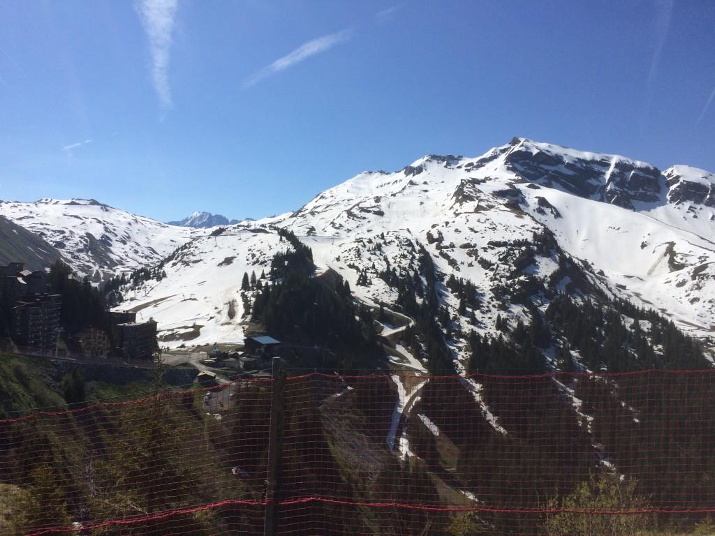 Rando Super Morzine-Avoriaz, 485 m de dénivelé, 12 km.