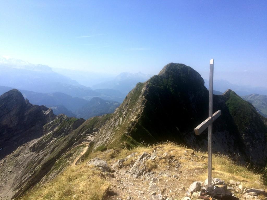 Roc d'enfer 2244 m