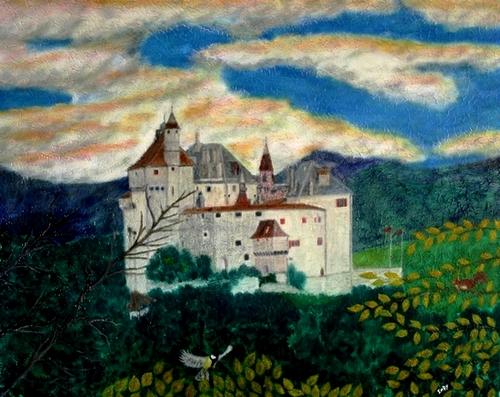 Château-de-Menthon-St-Bernard