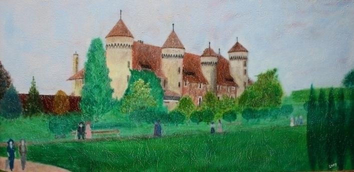 Château-de-Ripaille-Thonon-les-Bains2