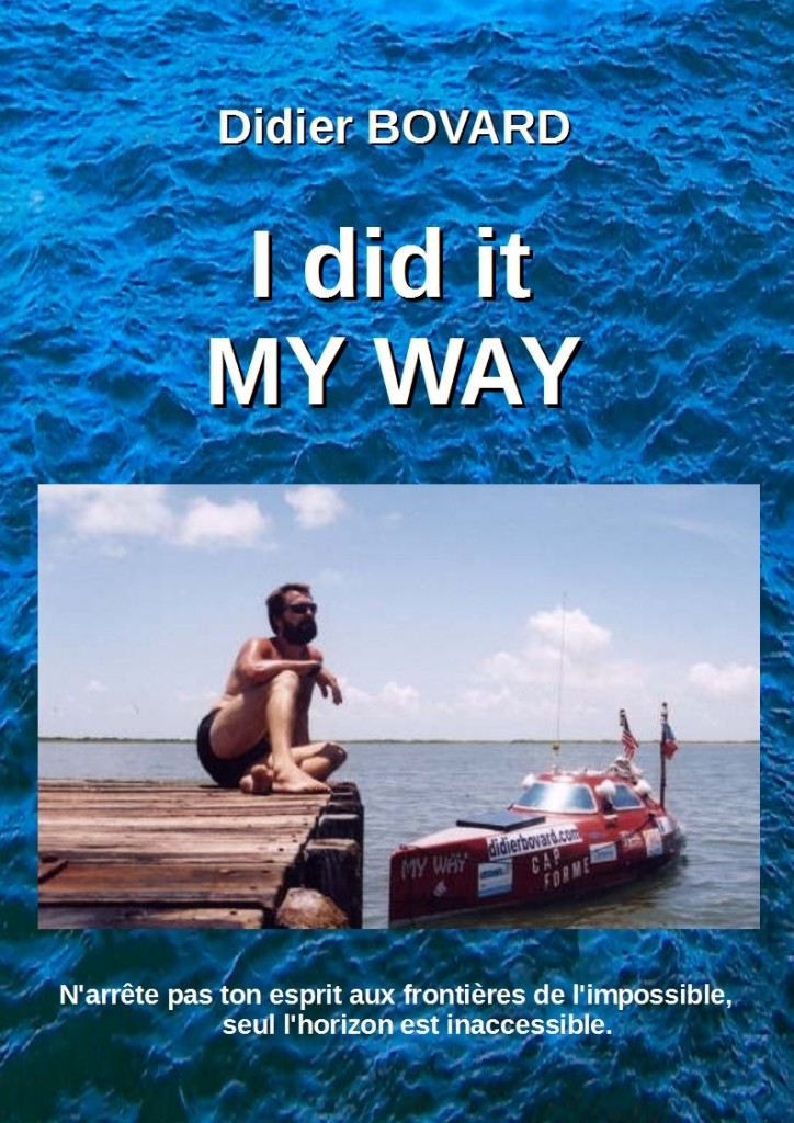 Couverture I did it My Way