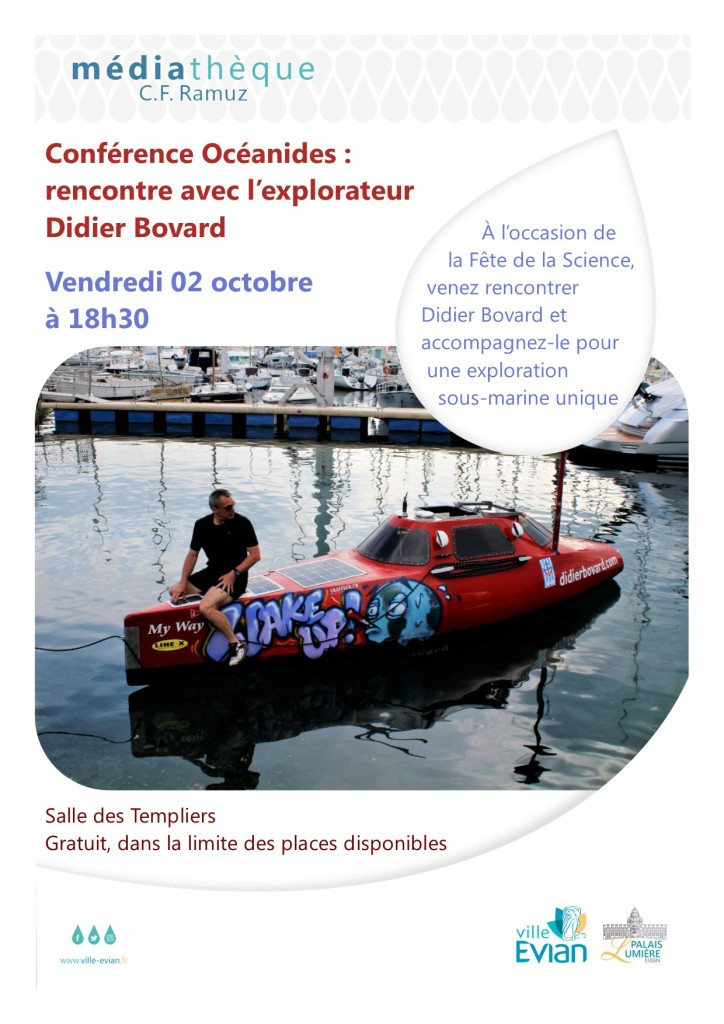Affiche Conference Didier Bovard (1)